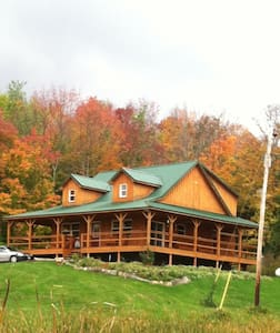 Secluded Amish cabin on 50 acres - Cherry Creek - Cottage
