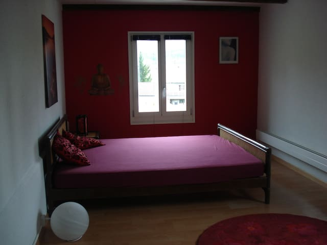 furnished room incl. bath/toilet - Winznau - House