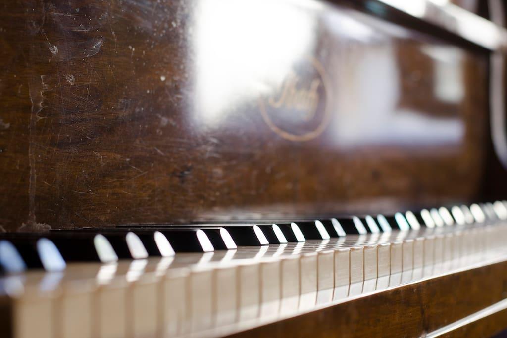 Se sai fare musica, il nostro piano è a tua disposizione.