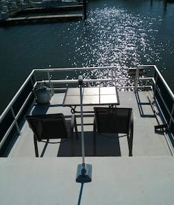 Luxe Floating Suite on SF Bay