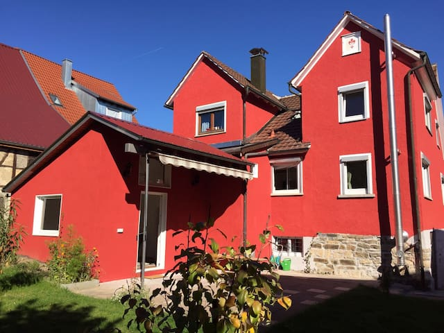 Gästehaus Viva-Là ab 30€ p.P./Nacht - Kusterdingen - Ev