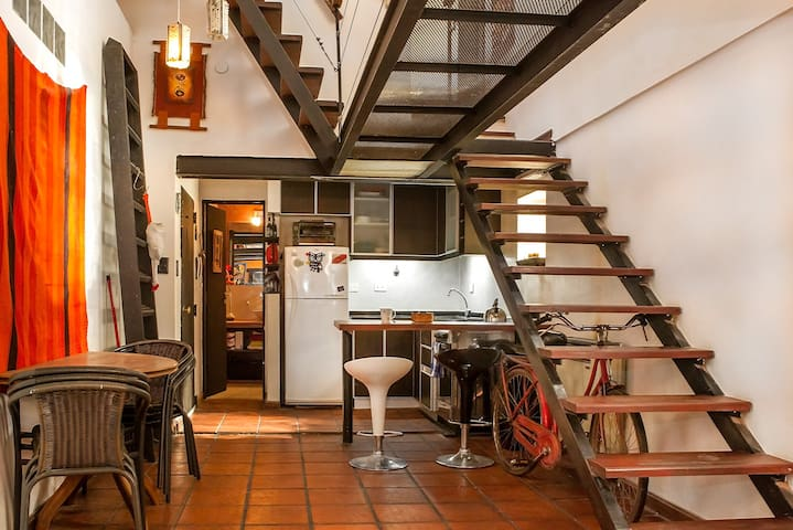 A house in the best neighborhood - Buenos Aires - Loft