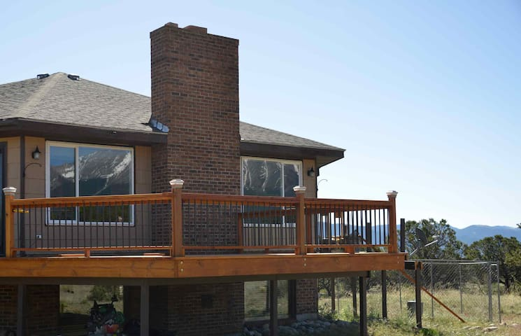 Beautiful Views 3 Decks Winter Rate - Buena Vista - House