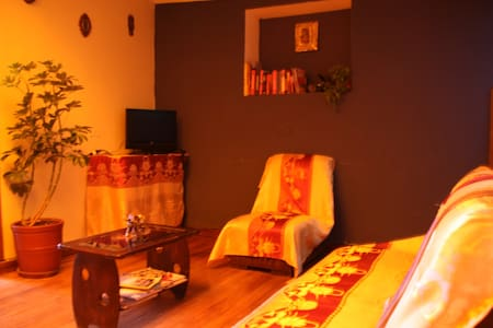 Beautiful heated room in Cusco!  - Cusco - Bed & Breakfast