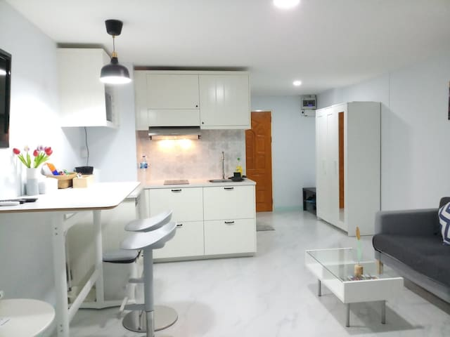 Nimman Super Condo in Chiang Mai - free AP Pick up