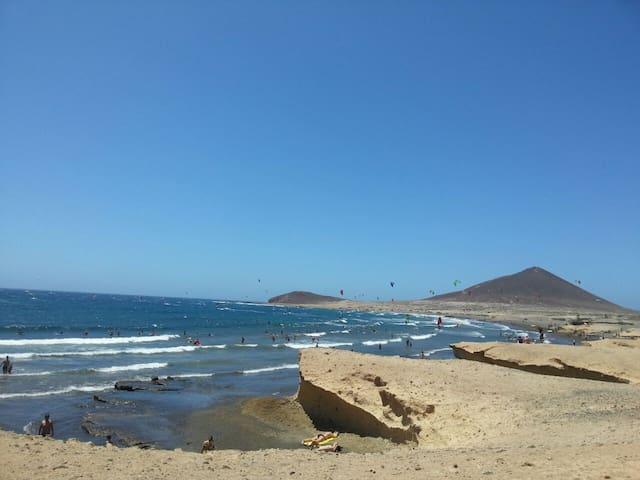 Blue sky - El Médano - Kondominium