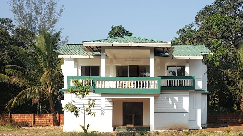 Ekaant Forest Home-Stays (Guhagar-Konkan)