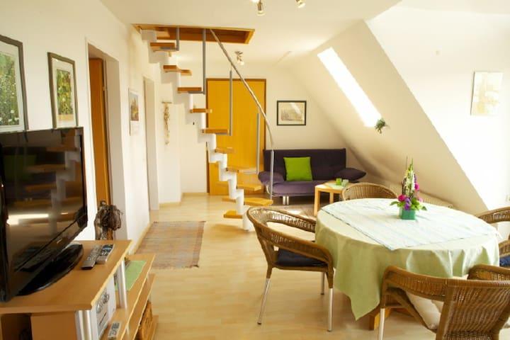 Winzerhof Bitzenhofer, (Vogtsburg-Oberrotweil), Ferienwohnung, 45qm, max. 4 Personen