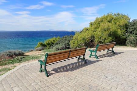 Athens Riviera,Kavouri 2 bdr apt - Vouliagmeni - อพาร์ทเมนท์