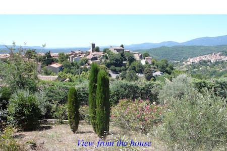 House with view in Provence - Montauroux - 獨棟