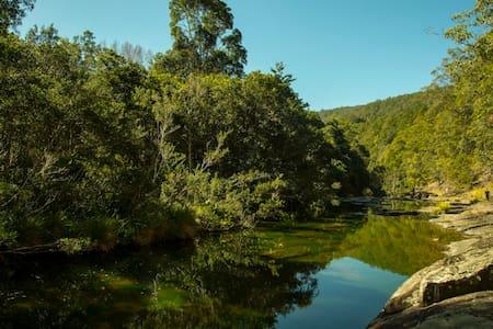The peaceful eco-friendly farmhouse - Byrrill Creek
