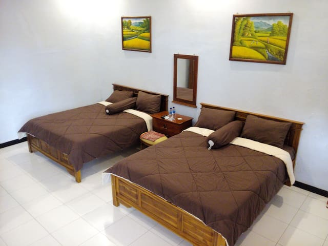 Villa Kemarang, Private Room 12 (Ground fl)