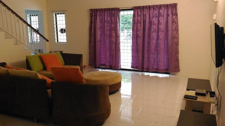 J&P Homestays, Kampar (House 1) - near UTAR