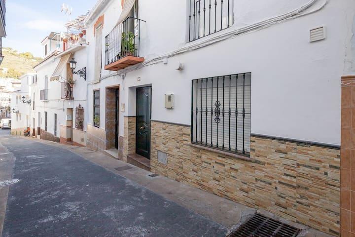 Maison de vacances accueillante à Málaga avec terrasse