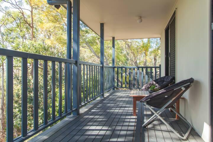 Beautiful Bush Escape Brisbane / GC - Springwood