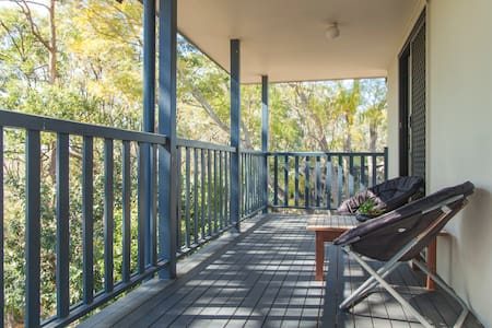 Beautiful Bush Escape Brisbane / GC - Springwood