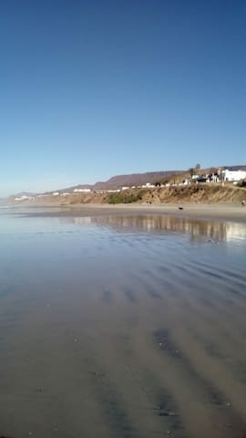 Laid-back Baja Beach Life