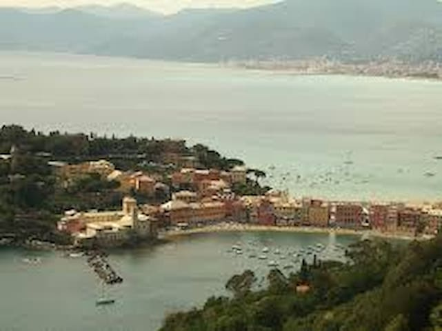 apartment on historical building - Sestri Levante - Bed & Breakfast