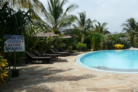 African Dream Cottages - Diani Beach - Wohnung