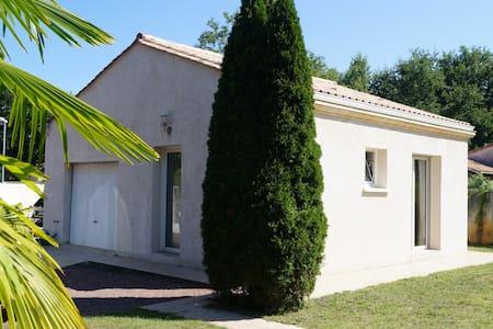 Studio entre Bordeaux et le bassin d'Arcachon - Saint-Jean-d'Illac - อพาร์ทเมนท์