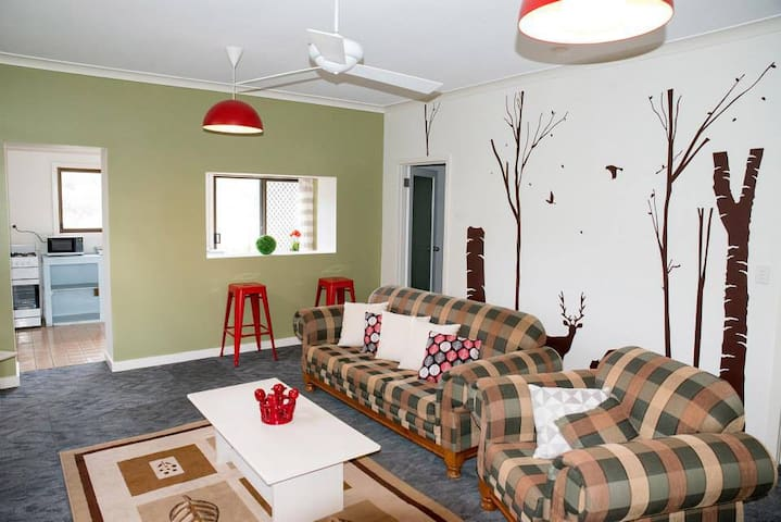 Snobs Creek Cottage Eildon - Eildon - Apartamento