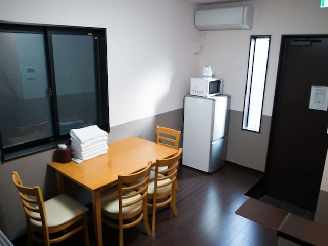 500m to JR KYOTO station!Private house, free WiFi3