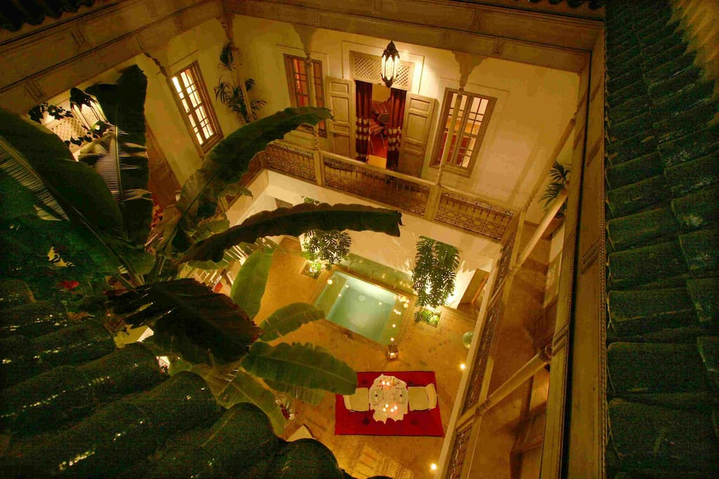 Riad ALTAIR - Lovely Riad in the heart of the Medina of Marrakech