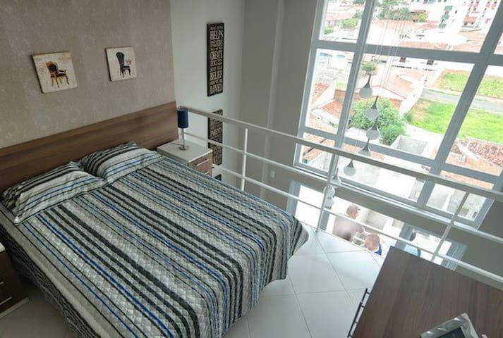 LOFT DUPLEX -Apartamento boutique