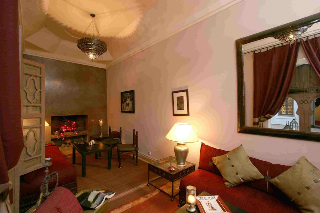 Riad ALTAIR - Lounge