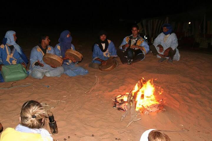 camping - Merzouga