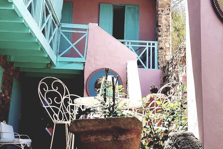 Villa Anna, Ile de Gorée Sénégal