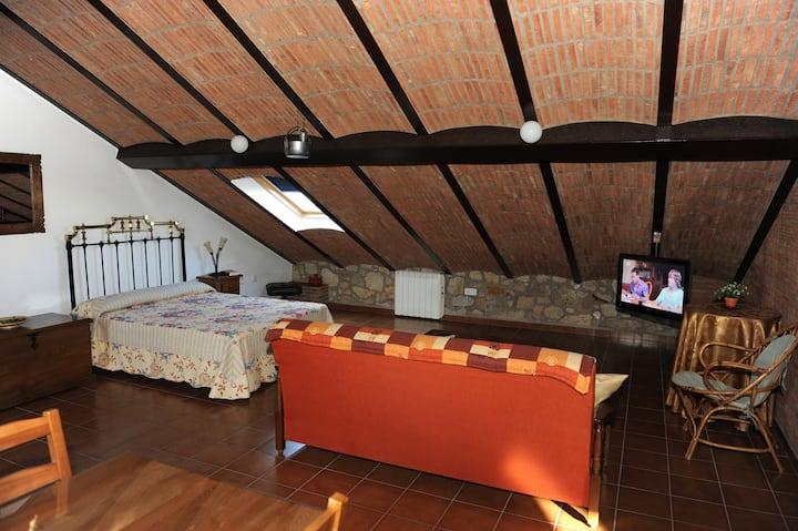 Estudio en Apartamentos Monfragüe