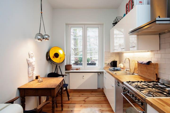 Charmante Wohnung am Treptower Park - Berlin