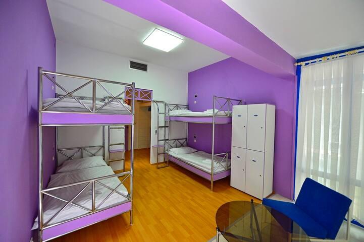 Hostel Jadran Zvončac Rooms