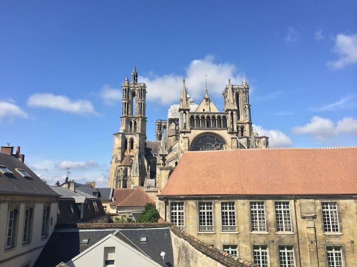 Maison historique 200m cathédrale