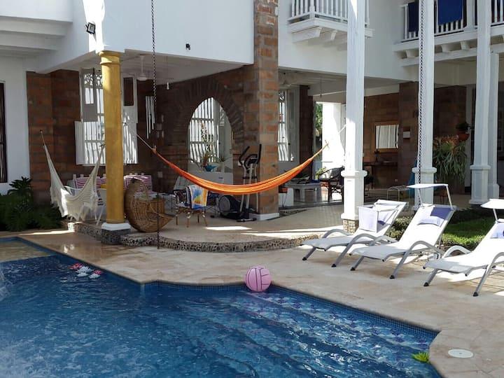 Preciosa Casa Campestre en Cauca Viejo