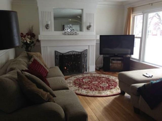 Whole House Rental-Min. to Downtown - Lyndhurst - Casa