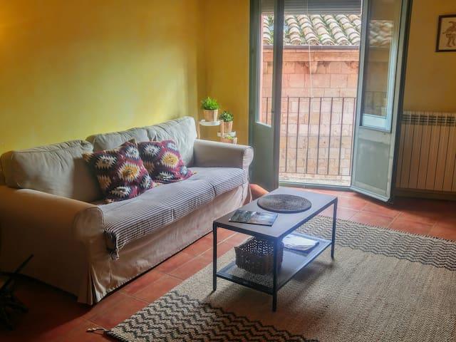 Apartamento Saltarel.lo en el casco antiguo