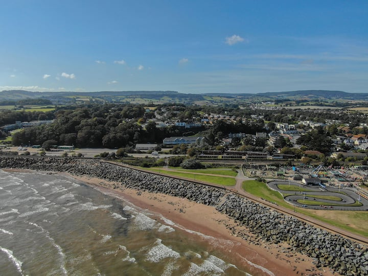 3 Red Rock Apartments - A few hundred yards from Dawlish Warren
