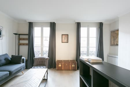 Cosy studio close to city center - Paris
