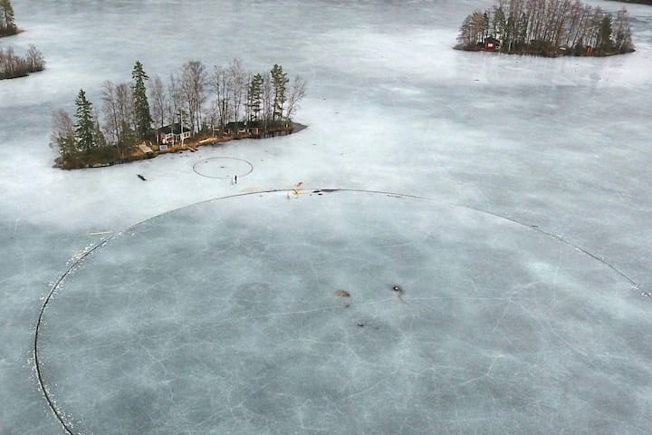Ice Carousel Island