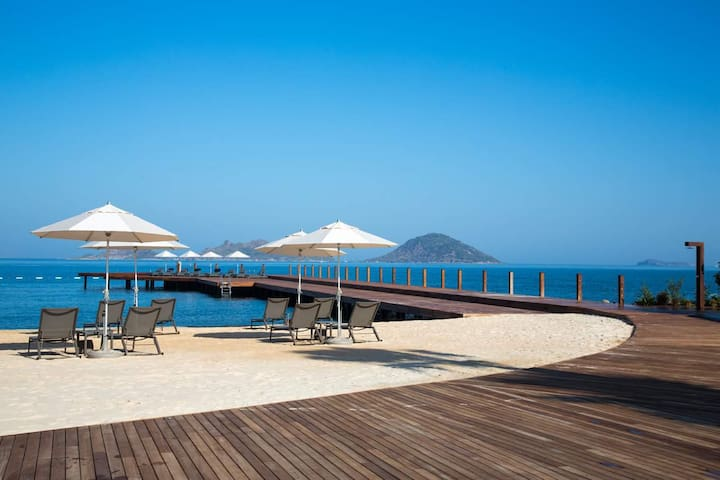 Swissotel Resort Bodrum Beach 1 bed residence - Bodrum - House