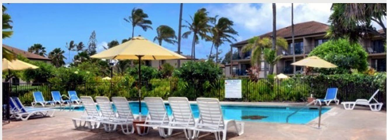 Kauai - Pono Kai Resort  mini-suite