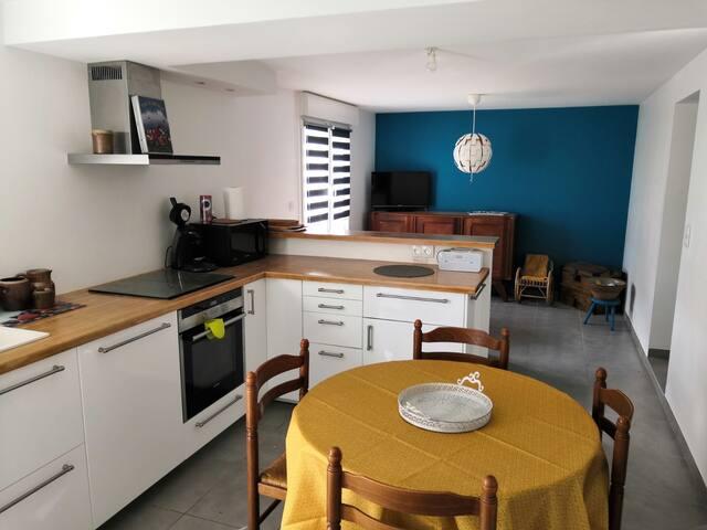 Guerande appartement dans maison particulière