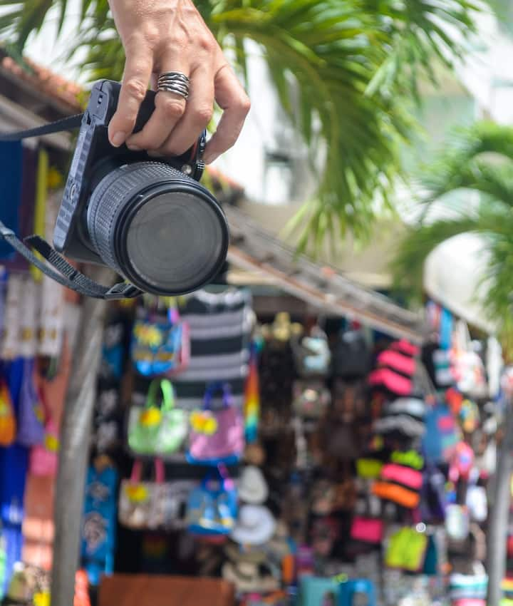 Explore Cozumel thru your camera lens