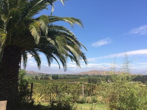 Casa de Campo Via Aconcagua Lodge