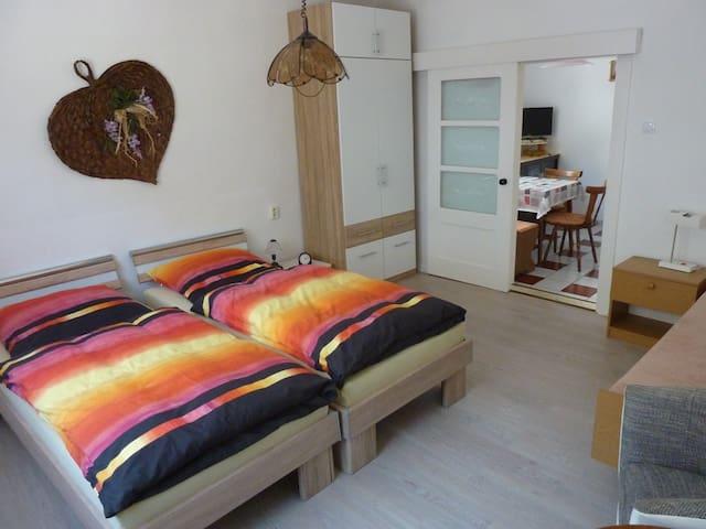 Schöne, gemütliche Wohnung