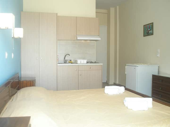Beautiful double room with sea view