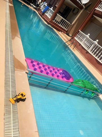 1+1 Flat with Pool on Didim Marina Road