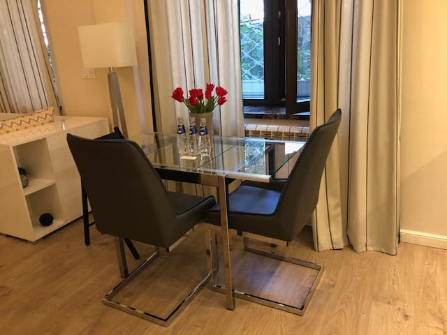 Modern Studio In  Top Central Sofia (Quiet Area)